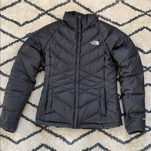 Women's Small North Face 550 Black Jacket